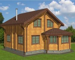 Дом 168 м.кв. 2600 т.руб.